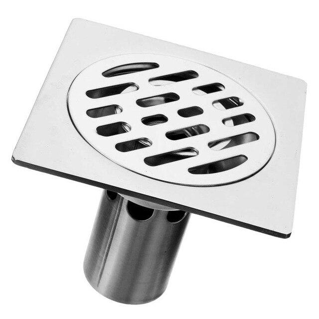Building Materials Stainless Steel Bathroom Drainer Accessories Bathroom Building Materials