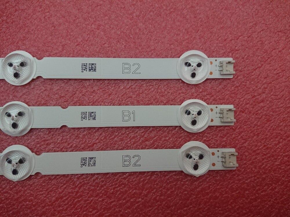 Nouveau Original Kit 3 pièces * 7 LED 630mm LED Bande De Rétro-Éclairage pour LG 32LN541V 32LN540V B1/B2-Type 6916L-1437A 6916L-1438A LC320DUE SF R1