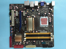 Used original motherboard for Asus P5QL-EM DDR2 LGA 775 G43 mainboard