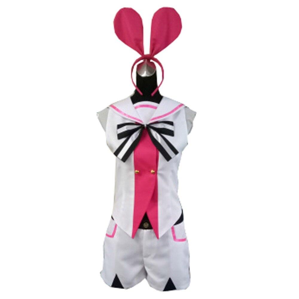 Dress up diary baju pelaut - 2017 A I Channel Kizuna Ai Ai Cosplay Costume Anime Saluran Dewasa Sailor Seragam Setelan Pakaian Pakaian