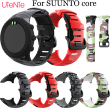For SUUNTO core smart watch Frontier/classic silicone printing Wristband Replacement strap For SUUNTO core bracelet accessories все цены