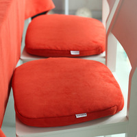 New Fashion Orange Office Seat Pad  Square Kitchen Chiar Washable Window Cushion Seat Cushions Chair