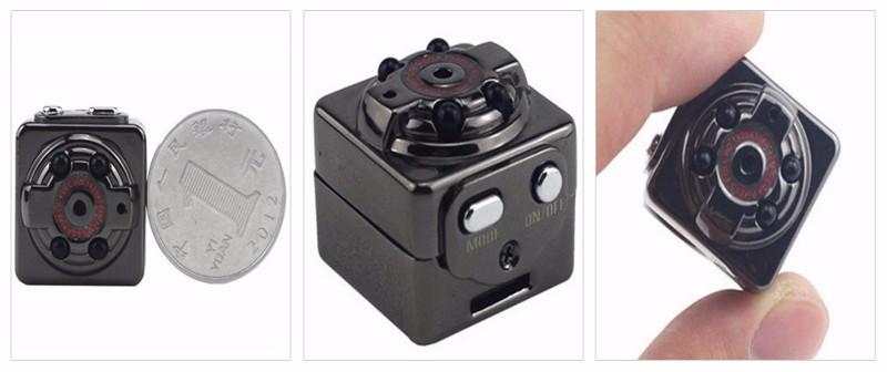 Sport Action Mini Camera HD 1080P 720P SQ8 Camera Recorder Kamera DV Video Recorder Infrared Night Vision Digital Usb Cameras  (39)