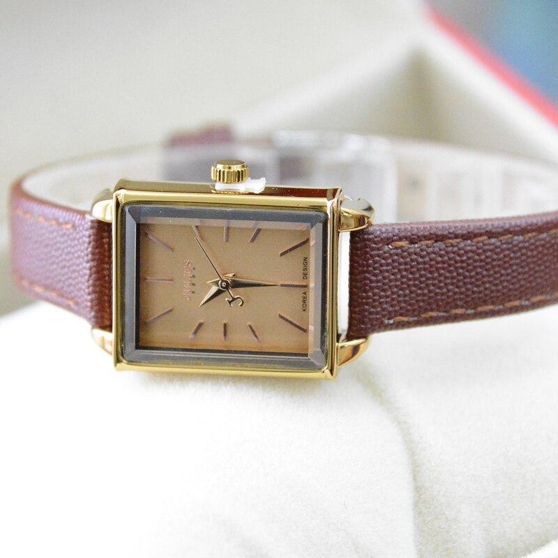 Top oryginalny JULIUS 787 kobiety moda casual zegarek kwarcowy panie - Zegarki damskie - Zdjęcie 3