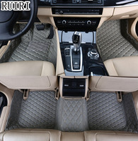 Best quality! Custom special floor mats for Mercedes Benz GLE Coupe 2018 2015 wear resisting Easy to clean carpets,Free shipping