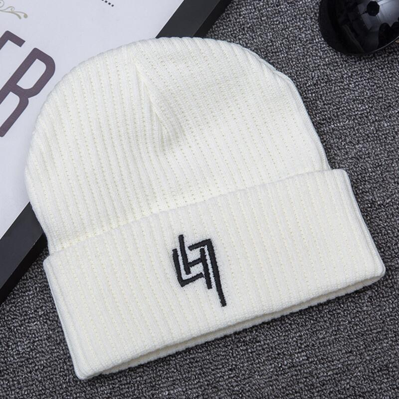 Winter Beanies Solid Color Hat Unisex Warm Beanie Skull Knit Cap Hats Knitted Gorro Simple Caps For Men Women Hip-Hop Boy Girls new winter beanies solid color hat unisex warm grid outdoor beanie knitted cap hats knitted gorro caps for men women