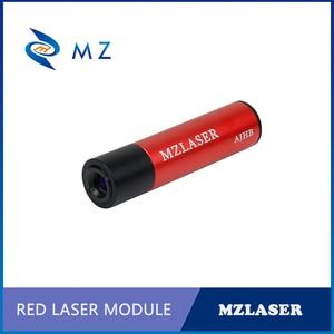 Лидер продаж, промышленный диод с регулируемым фокусом, нм, 5 мВт, лазерный модуль с красной точкой