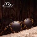 20/20 Óculos Polarizados Óculos de Sol das mulheres Designer De Marca Rodada Acetato Óculos De Sol para Homens Clássico Rivet Eyewear Oculos feminino AT8003