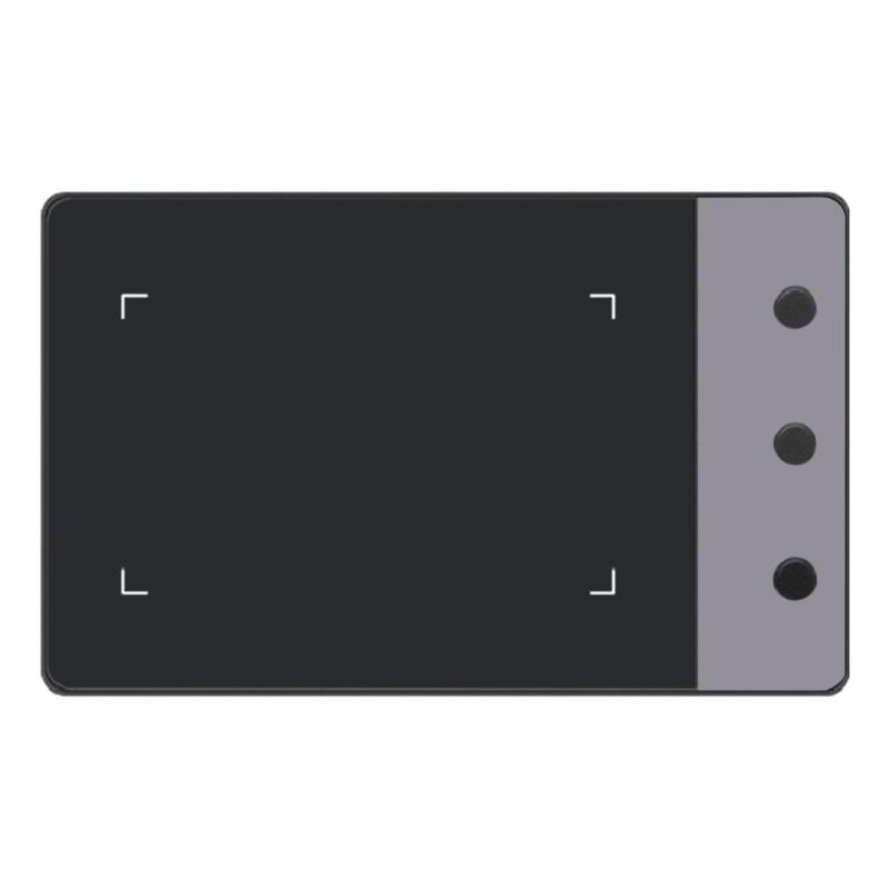 Tablette graphique professionnelle avec stylo numérique USB Art dessin écriture peinture Pad bloc-notes électronique
