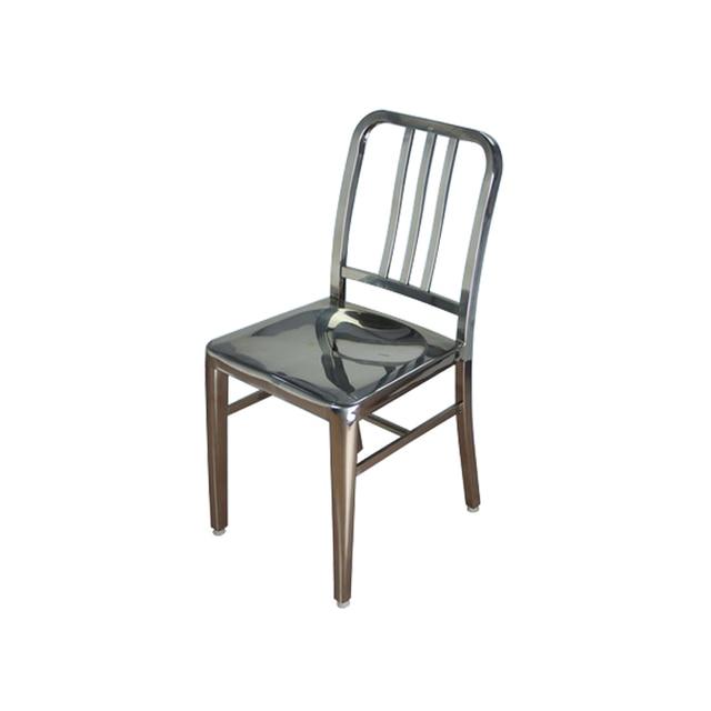 Chaise metal ikea se rapportant à pas cher ikea simple et élégant designer extérieure en acier