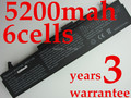 5200 МАЧ аккумулятор для НОУТБУКА HP LB32111B, LB52113B, LB52113D, LHBA06ANONE, LMBA06.AEX, LSBA06.AEX, ДЛЯ LG LM40, LM50, LM60