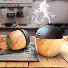 160ML Acorn Air Humidifier Aromatherapy USB with LED Light Versatil Aroma Diffuser Purifier for Home Office Mist Maker