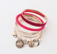 SBY0188 Fashion Amazing multilayer chain bracelet