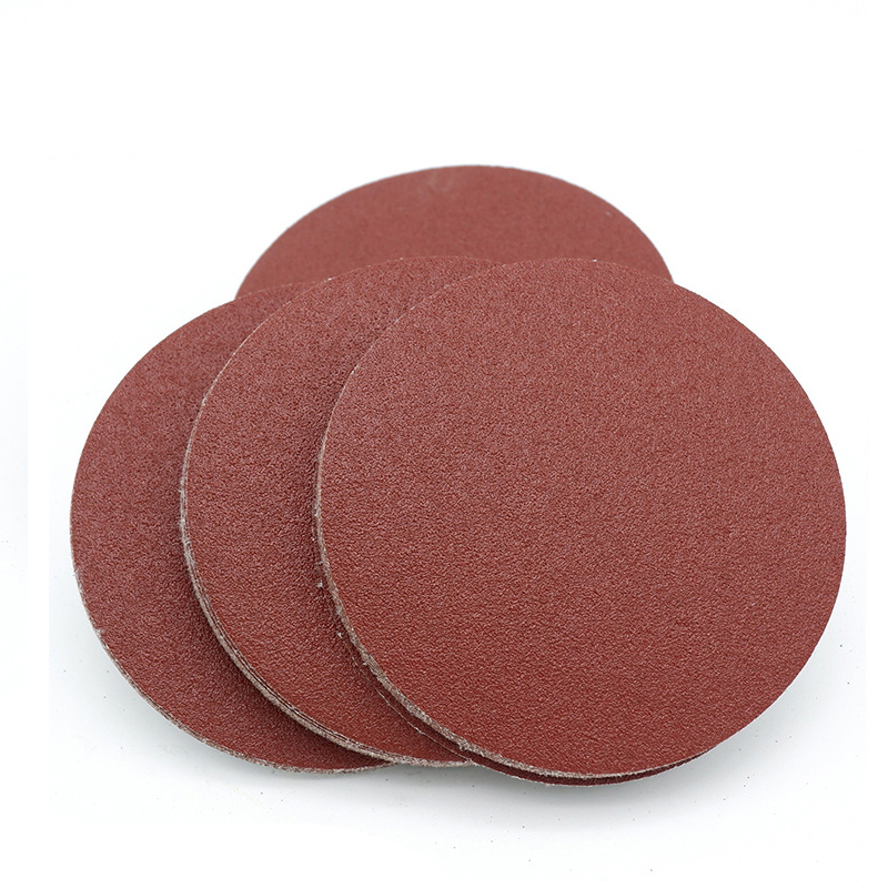 20 Pieces 125 Mm Diameter Sander Disc Grit 80 To 1000 Round Polishing Sandpaper Abrasive Tools Without Holder
