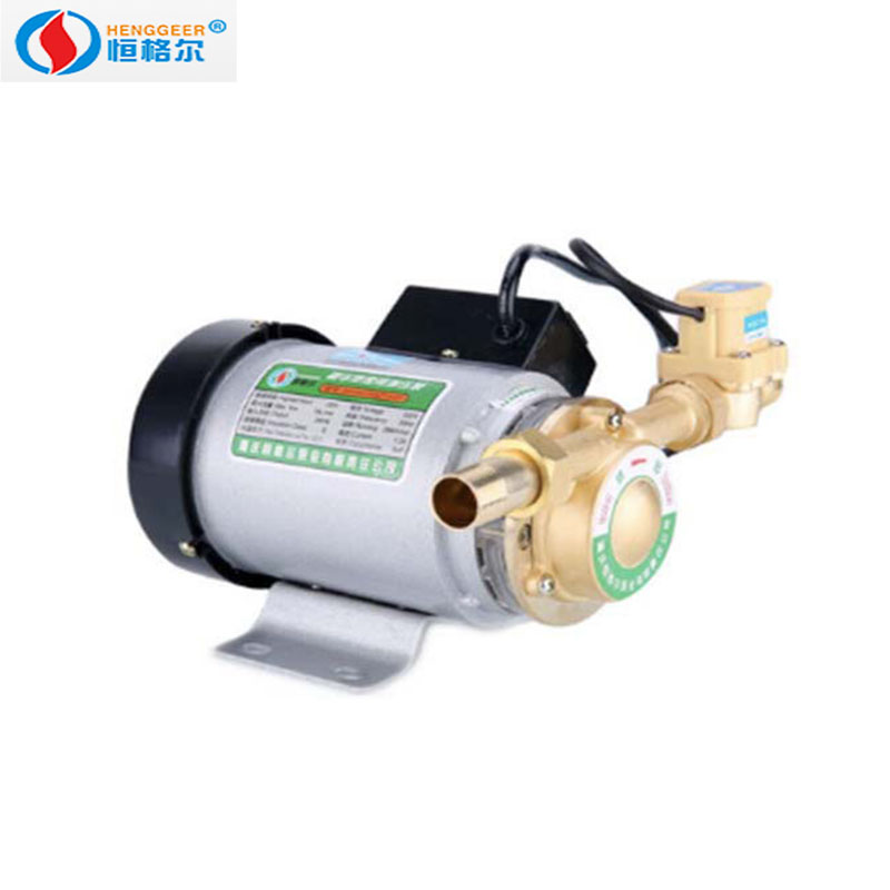 New 220V 280Watt Electronic Automatic Home Shower Washing Water Booster Pump 100w electronic automatic domestic shower washing machine 220v booster pump