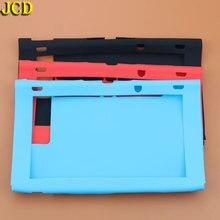 JCD 1 шт. силиконовый резиновый мягкий хост экран защитный чехол для кожи для Nintendo Switch NS Console Protector Shell