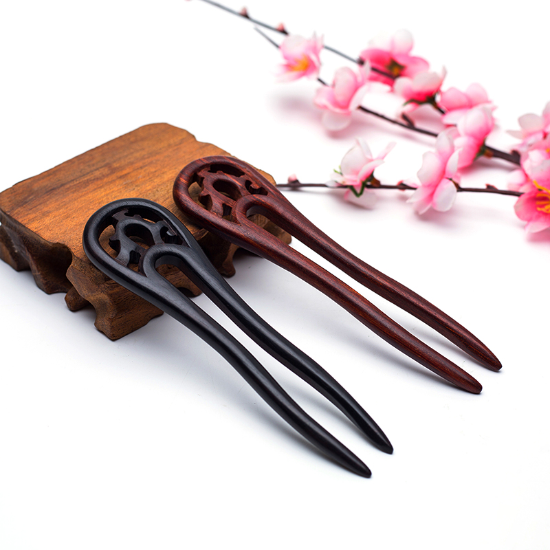 Natural Wooden Hair Jewelry for Women New 2018 Style Simple Minimalist Hairpin Hair Pin Stick Accessories Wedding Decorations цена 2017