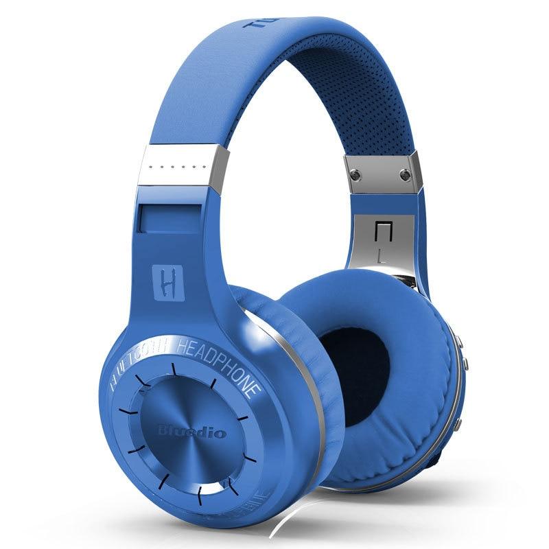bilder für Beste Bass Bluedio HT Drahtlose Bluetooth Kopfhörer BT 4,1 Stereo Bluetooth Headset eingebautes Mikrofon für ruft freies verschiffen