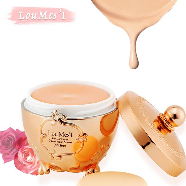 Loumesi Full Coverage Concealer Cream for dark circle
