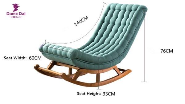 Bois Couleur À Design Salon Lounge Chaise Gris Pour Bascule hxtdsoBQrC