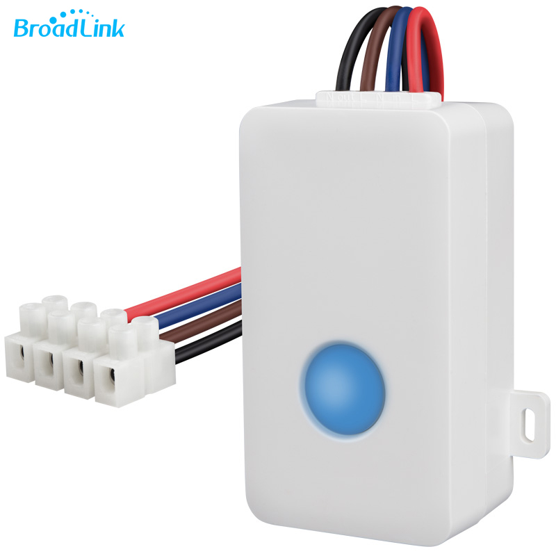 Broadlink SC1 smart remote switch Wifi wireless smart timer remote control controller power socket plug IOS Android smart home
