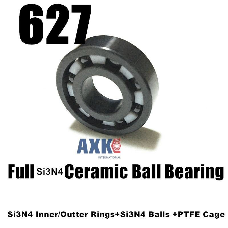 627 si3n4 full ceramic ball bearing 7*22*7mm si3n4 20mm bearings 6004 full ceramic si3n4 20mmx42mmx12mm full si3n4 ceramic ball bearing