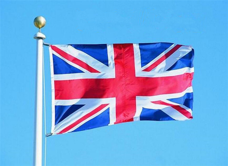 High Quality United Kingdom National Flag The World Cup Olympic - Flag of england