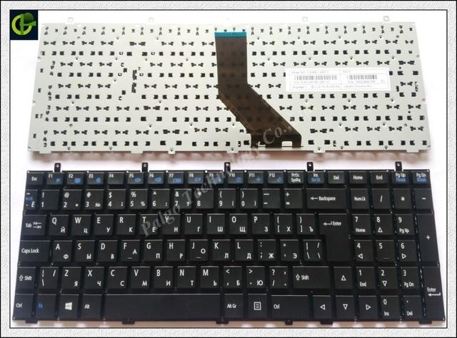 Русский RU Клавиатура для HASEE Clevo DNS K660E K760E K750C K710C K650C CW35 SW35S CW37 CW37S K590S K650S K750S K790S Арес E102