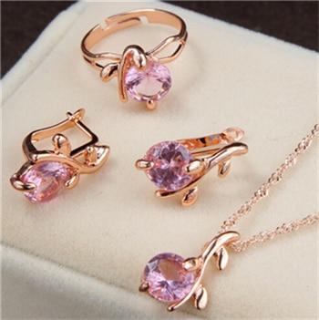Black Crystal Ring Earrings...