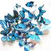 15 Colors 12pcs/lot Butterfly 3D  2