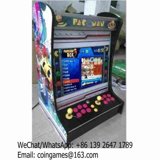 borne arcade welcom