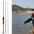 UL fiação vara de pesca macio 1.8 m ultra leve de carbono firber pólo de pesca canne articulos de moulinet pesca 0.8-5g isca um peche