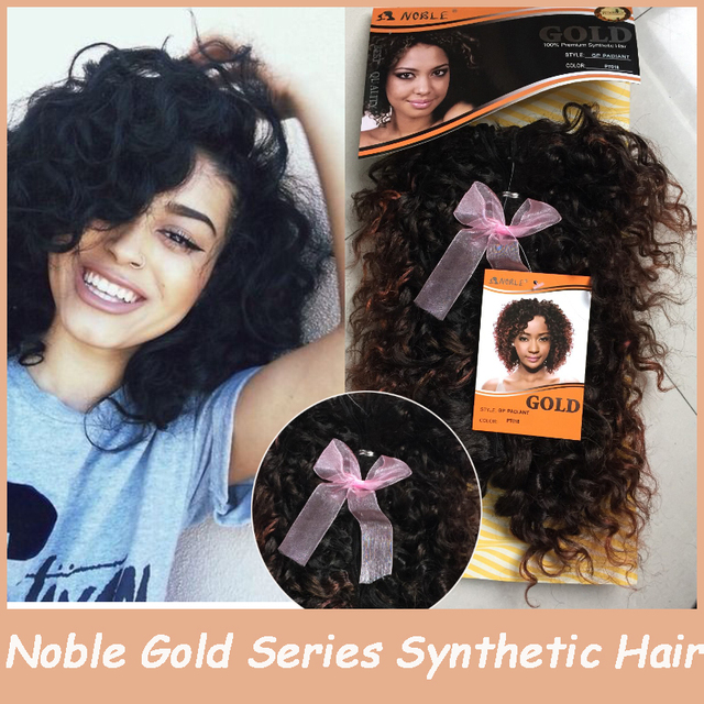 Gp padiant noble gold afro hair extension high quality synthetic gp padiant noble gold afro hair extension high quality synthetic material noble hairpiece high heat resistance pmusecretfo Gallery