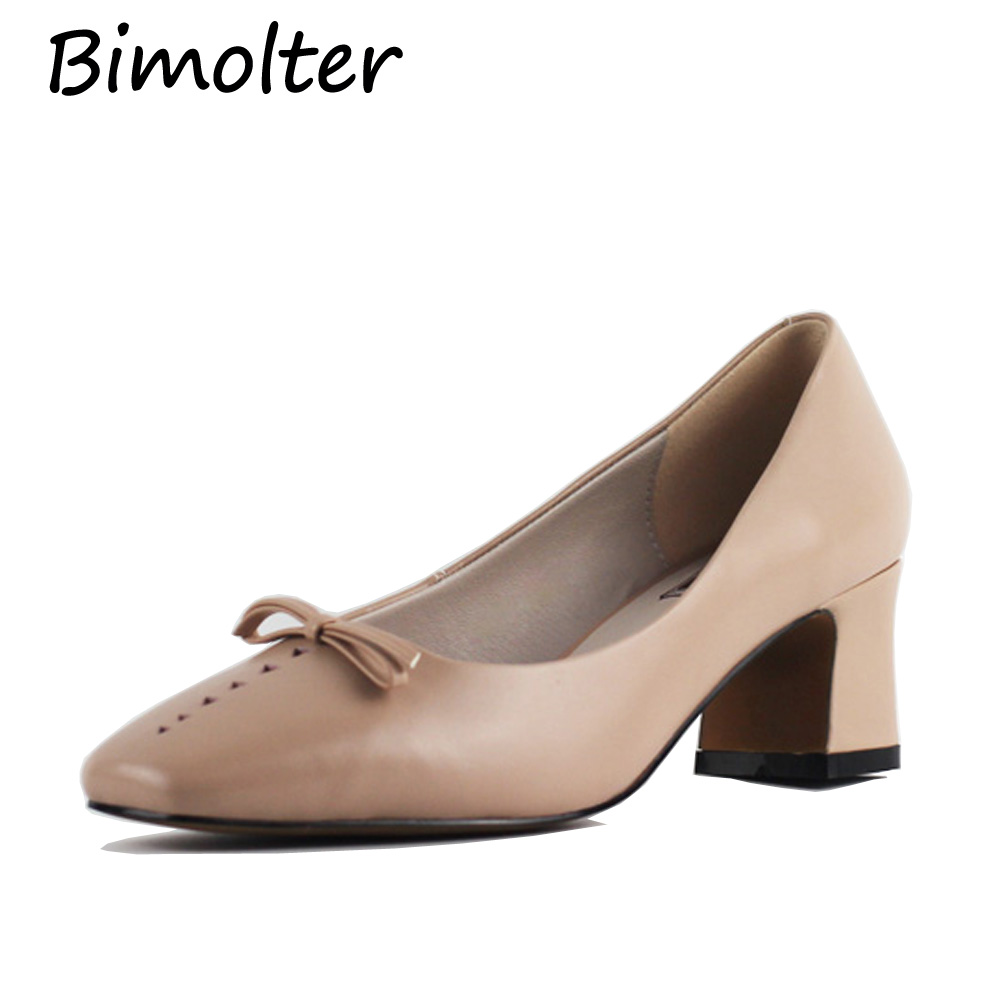 Bimolter नई फैशन प्राकृतिक - महिलाओं के जूते