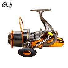 12+1 Bearing  Spinning reel fishing reel 8000/9000    4.6:1 spinning reel casting fishing reel lure fishing wheel