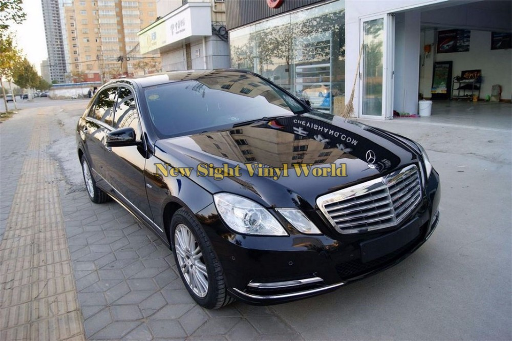 3 Layers Glossy PPF Transparent Paint Protection Film Car Size:1.52*30m/Roll