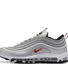 Compre Nike Air Max 95 Airmax 2019 Nuevo Air Men Casual Zapatillas De Running Negro Oro Rojo Chaussures Blanco Diseñador Entrenador Deportes Para