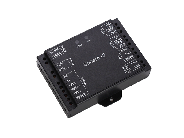 Sboard 2 Free Shipping Wiegand Output Mini Network Two Doors Access Controller