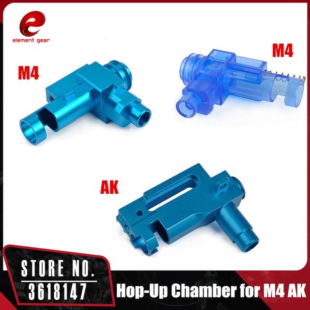 Element New Arrival M4/AK High Precision Hop Up Chamber CNC Machining Aluminum AEG Airsoft Series GB02202