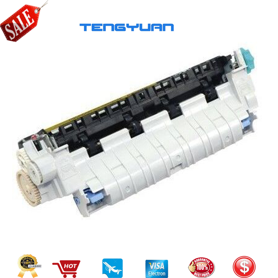 100% Test for HP4250/4350 Fuser Assembly RM1-1082-000 RM1-1082 (110V) RM1-1083-000CN RM1-1083-000 RM1-1083(220V) printer part