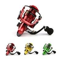 All Metal Arm 13 1BB Spinning Fishing Reel EVA Handle Fishing Reels 3 Colors 1000 7000