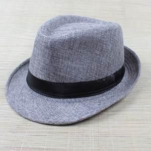 9f33c3e4ac5 WEIXINBUY Unisex Straw Hat Women Men Summer Female Cap