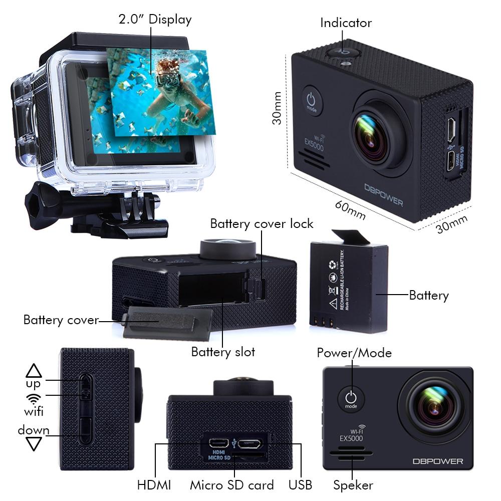 SJCAM SJ5000 Series Αθλητική φωτογραφική - Κάμερα και φωτογραφία - Φωτογραφία 5