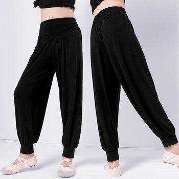 платье 2021Sweatpants Women Baggy Sports Pants Joggers Wide Leg Dance Oversized Streetwear High Waisted Trousers - discount item  10% OFF Stage & Dance Wear