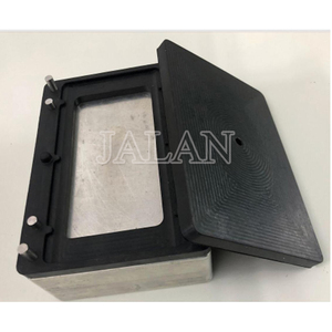 Image 5 - JALAN قالب تصفيح الإطار ، لهاتف Samsung S10Plus S10 5G S9 Plus S8 Plus S7 Note 8/9/10/10 Plus ، زجاج LCD بدون موجة