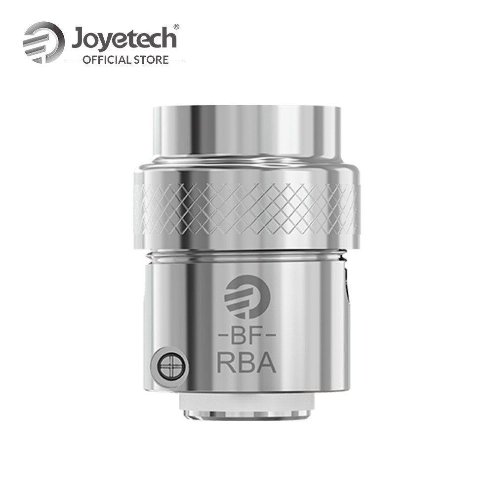 Original Joyetech BF RBA Head Set For eGo Aio Kit/Cubis /Cubis Pro/Cuboid Mini Horizontal Coil Electronic Cigarette xfkm 5pcs cubis bf ss316 coil 0 5ohm 0 6ohm 1 0ohm ego aio coils evaporators replacement head for cubis pro ego aio kit