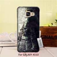 MaiYaCa On Sale! Luxury Cool Black Case For Samsung Galaxy A5 2016 case Counter Strike CS GO Game Fashion Original