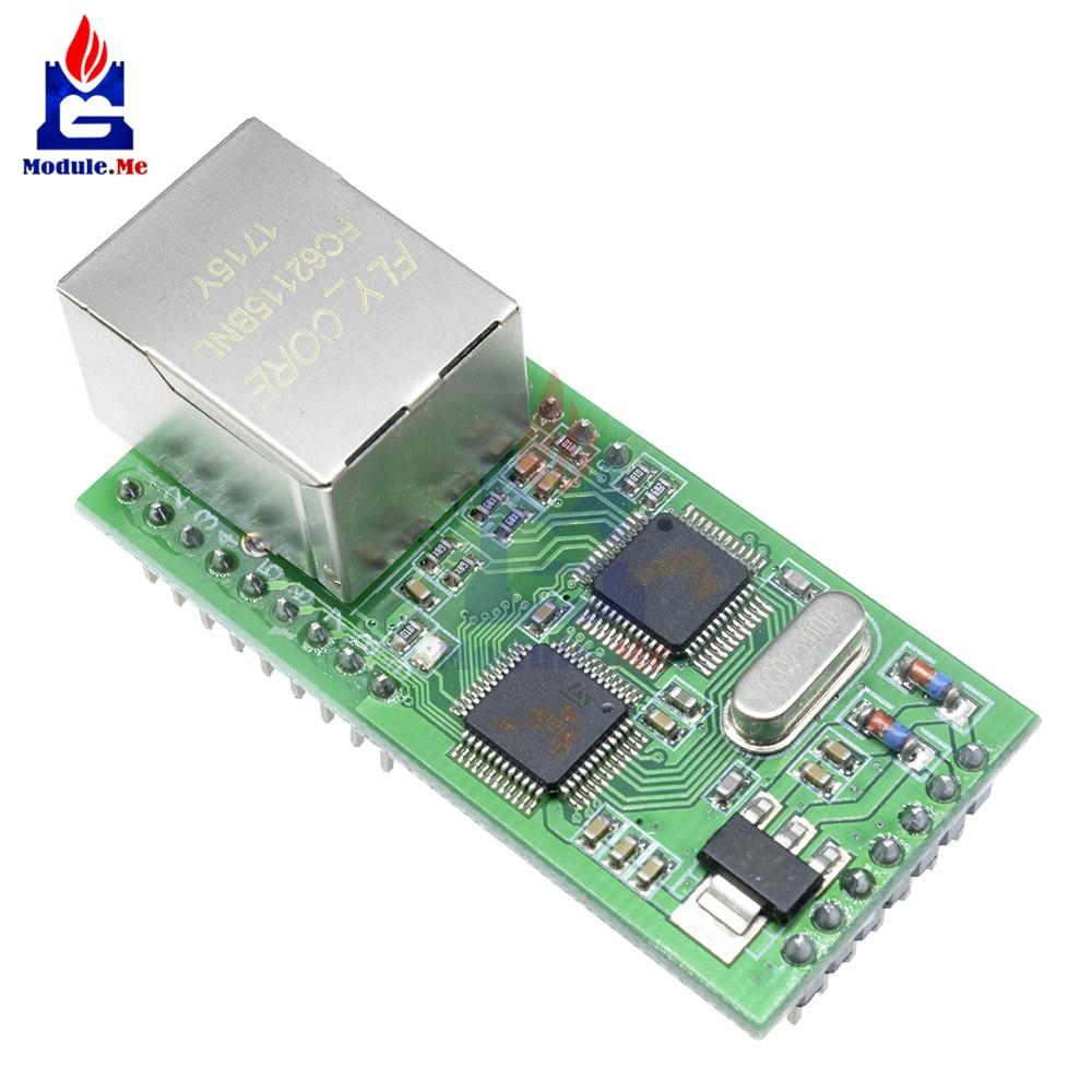 NANO W5100 Ethernet Shield Network Expansion Board RJ45 for Arduino Nano V3.0