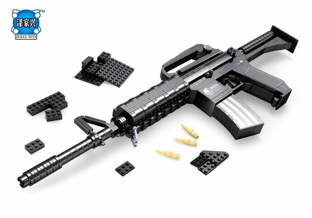 2017 Arms Series The M16 Rifle Model 524 Pcs Building Blocks Gun Classic Juguetes Children Brick Toys Compatible Lepins Toys m mccain understanding arms control – the options