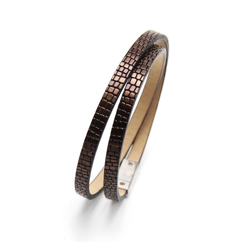 2017 Zg Neue Leder Armband Wrap Mehrschichtige Armbänder Für Frauen Feminino Pulseras Mulher Schmuck